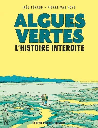 """Le livre """"Algues vertes : L'histoire interdite"""""""
